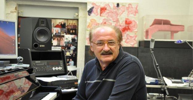 Pino Donaggio, incluyendo las canciones y bandas sonoras sólo un lamento: nunca conocí a Elvis