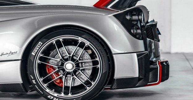 Pirelli, el desarrollo de la F1 a los neumáticos de los Huayra Roadster BC