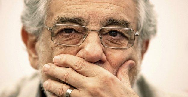 Plácido Domingo, concierto cancelado después de las denuncias de acoso