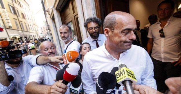 Policía mató, Zingaretti: Scalfarotto el Regina Coeli y no en el nombre de la Ep. La respuesta: por Mi propia iniciativa