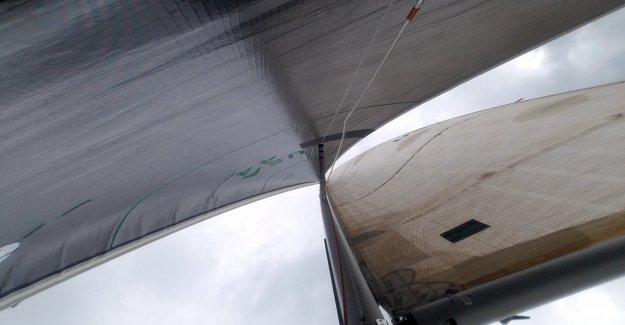 Por el Iit el primer avión en el mundo con el grafeno