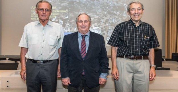 Premio Breakthrough el físico italiano Sergio Ferrara, el arquitecto de la supergravedad