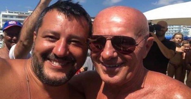 Salvini Milano Marittima, a jugar a hacer el entrenador Arrigo Sacchi