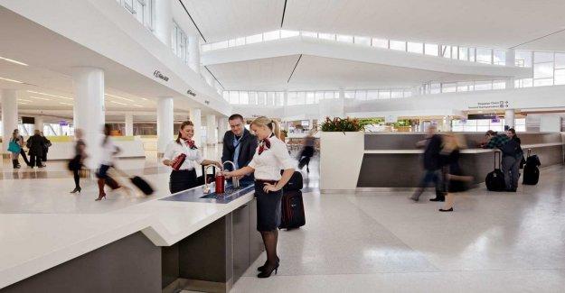 San Francisco. El aeropuerto de decir adiós a la de agua de plástico: ya no se vende (o usted puede traer de la casa)