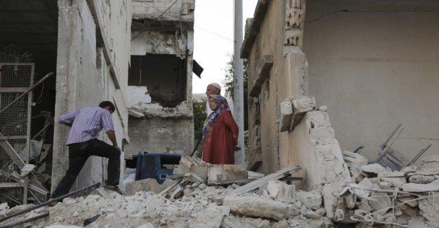 Siria, Iblid: la situación empeora: el de 450.000 personas desplazadas en tres meses, el pico de las víctimas en las últimas semanas.