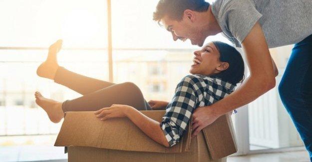 Tener un socio puede tener un efecto analgésico