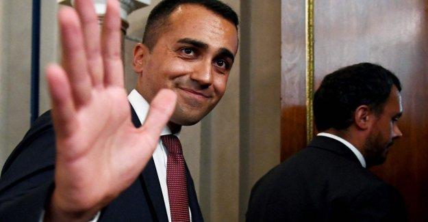 Tres cosas que hemos visto en el discurso de Di Maio (y un Salvini)