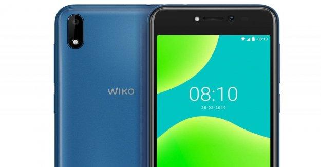 Wiko Y50, un smartphone de bajo coste con Android Vaya