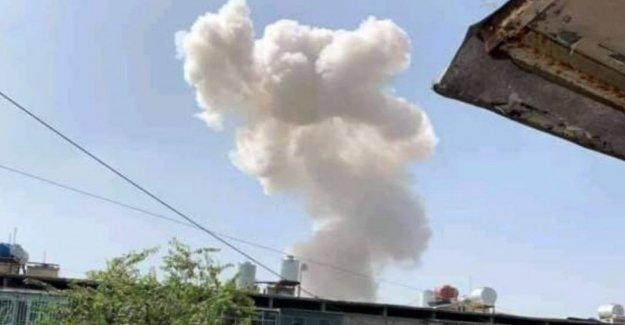 Afganistán: ataque en Kabul: golpear la sede de la Otan. El miedo de las víctimas