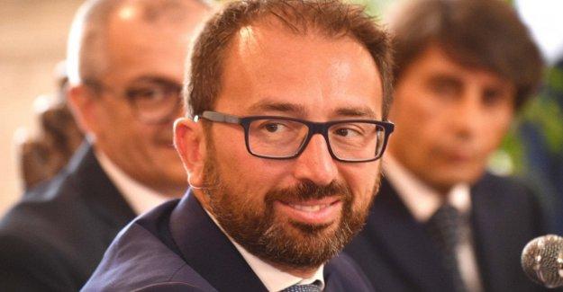 Alfonso Bonafede, confirmó el ministro de Justicia en el Recuento bis