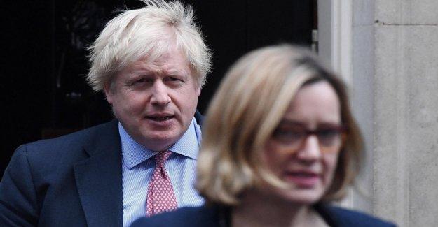 Brexit, el ministro Rudd renuncia y se acusa a Johnson: Nos estamos preparando sólo el No hay Trato