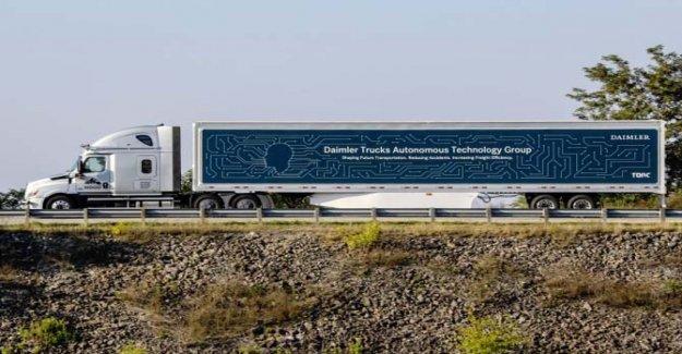Daimler Trucks, las pruebas en el camino de los camiones automatizados