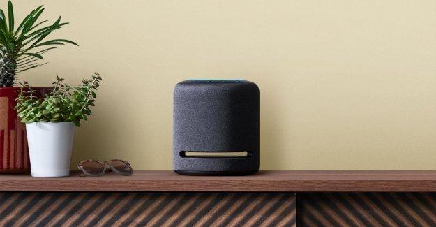 El Echo de Amazon recuerda el look para Navidad