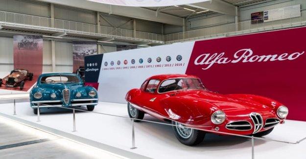 El Mito de Alfa Romeo llega al Museo de la tecnología de Sinsheim
