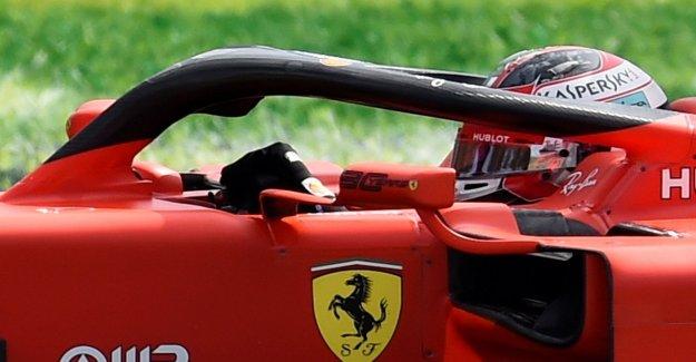 El cavallino rampante de Ferrari está de vuelta en casa