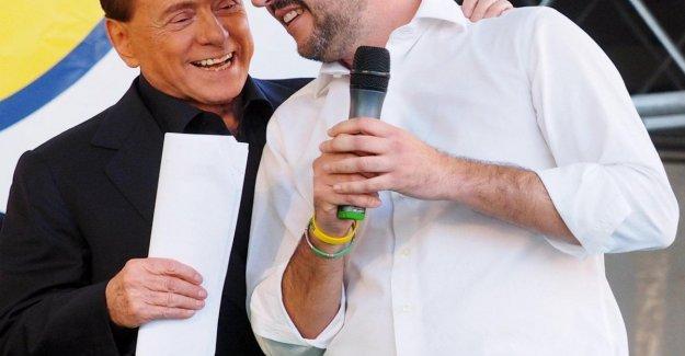 El centro-derecha, se inicia el diálogo. El encuentro entre Berlusconi y Salvini: también wi-fi en la plaza el 19 de octubre