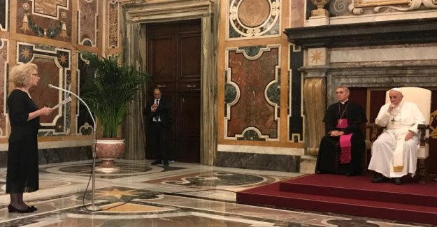 El papa Francisco a los oncólogos: la Protección del medio ambiente y la lucha contra el cáncer las dos caras de un mismo problema