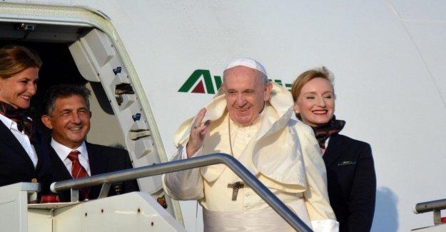El papa Francisco en su viaje a África: la primera etapa en Mozambique