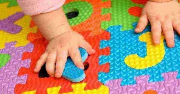 En Italia, el público de la guardería sólo un niño de 10: más desigualdad y pobreza educativa