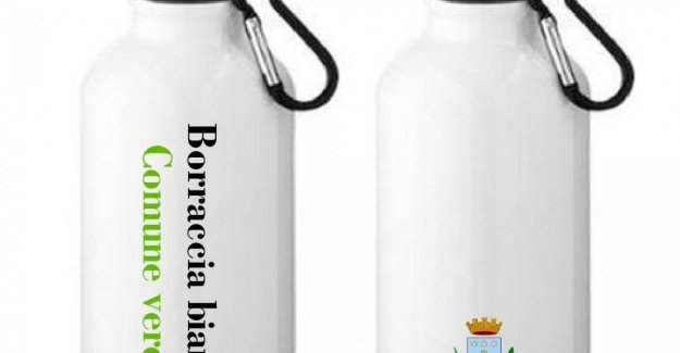 Escuela de botellas de agua de acero inoxidable anti-plástico distribuidas a los estudiantes
