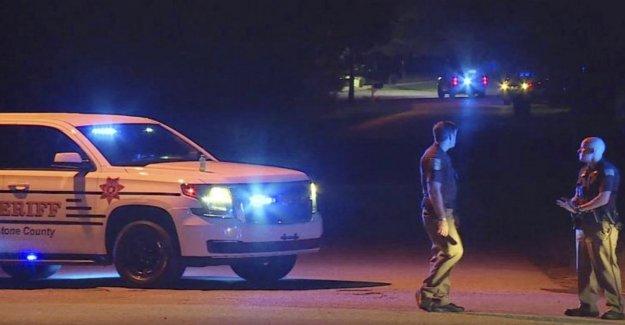 Estados unidos, de 14 de exterminar a la familia en tiros de armas de fuego