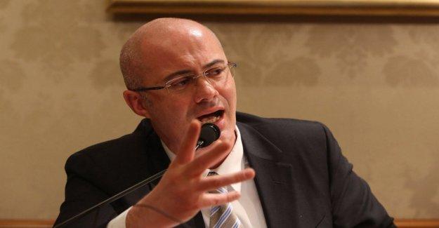 Federico D Incà, ministro de Relaciones con el Parlamento
