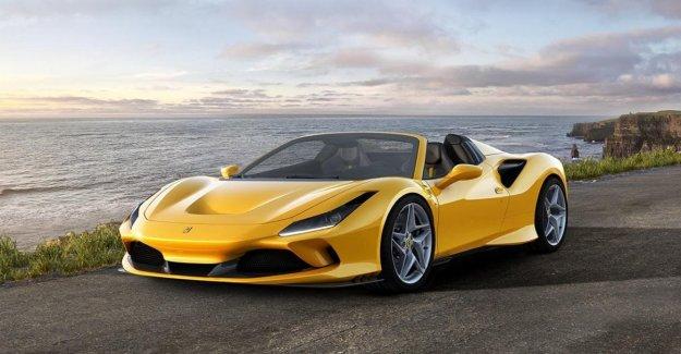Ferrari celebra con los dos nuevos araña de 340 ahora
