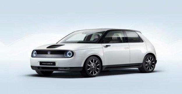 Honda anunció los precios en el motor show de Frankfurt