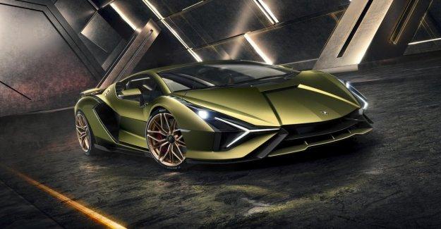 Idea de Lamborghini para el salón de Frankfurt: un homenaje a Ferdinand Piech