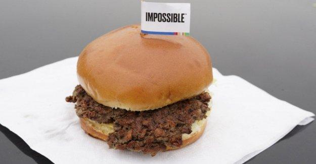 La carne sostenible? En el futuro será una sintética