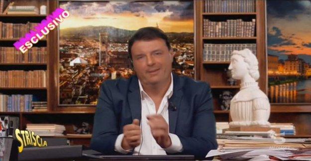 La magia de la deepfake: Renzi aparece en la televisión y los insultos a todo el mundo. Pero es un falso