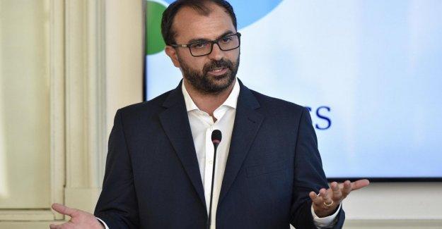 Lorenzo Fioramonti es el ministro de Educación del gobierno del Conde bis