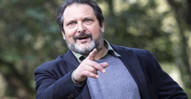 Murió el director Alessandro Valores, de un ataque al corazón en el restaurante