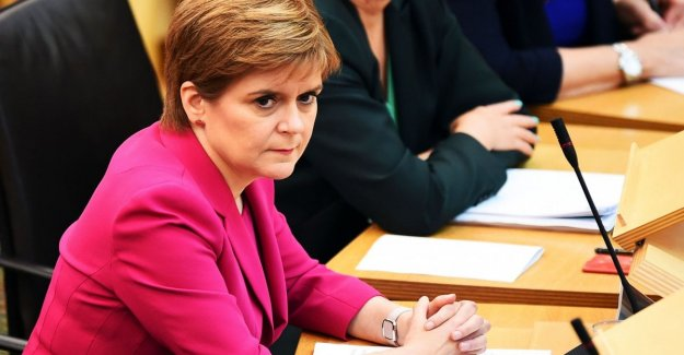 Nicola Sturgeon: Brexit o no, Escocia será independiente y vamos a unirse a la UE
