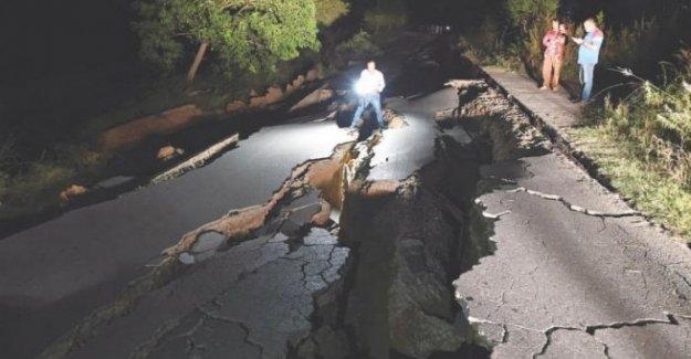 Pakistán, el terremoto de 5.8°, Cachemira: 25 confirmado muertos y más de 400 heridos