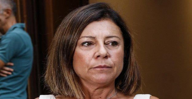 Paola De Micheli ministro de Infraestructuras y Transportes y el gobierno del Conde bis