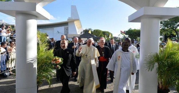 Papa Francisco: ¿aceptas el reto de la acogida y de la protección de los migrantes