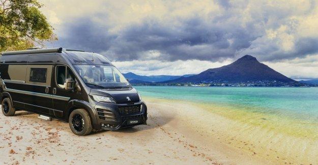 Peugeot mostrará en el Salón del camper
