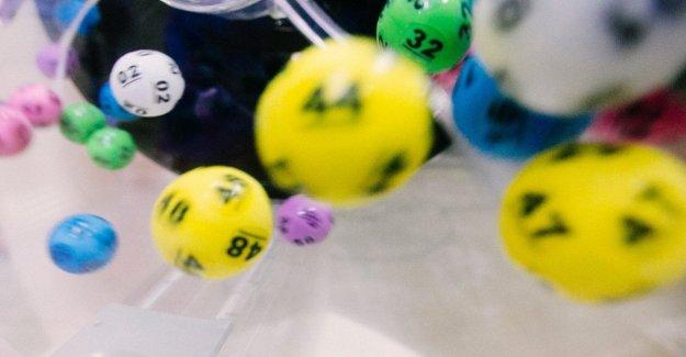 Resuelto el problema matemático de la lotería infinito