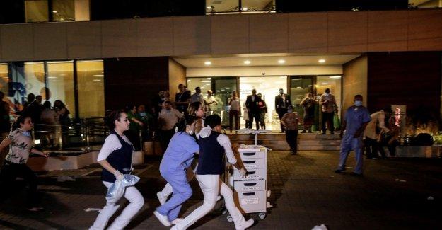 Río de Janeiro, el fuego mata a 11 personas en un hospital