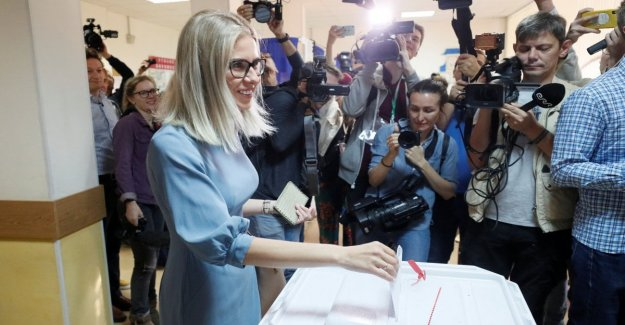 Rusia a votar después de un verano de las protestas y la represión