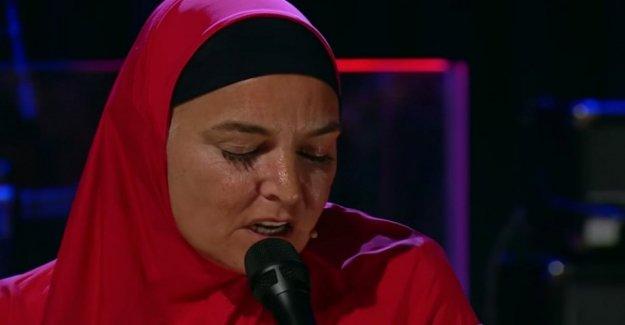 Sinéad O'connor, el retorno de la tv con el hiyab