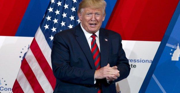 Trump: Irán quiere una reunión con los Estados unidos
