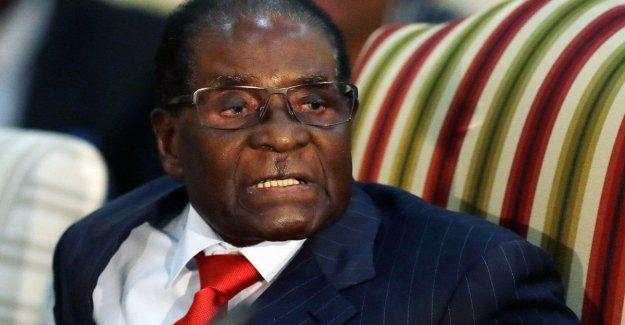 Zimbabwe, que había fallecido el ex-presidente Robert Mugabe