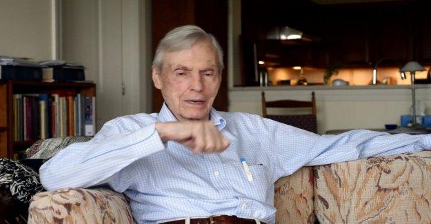 Adiós a el matemático John Torrence Tate, el gigante de la teoría de los números