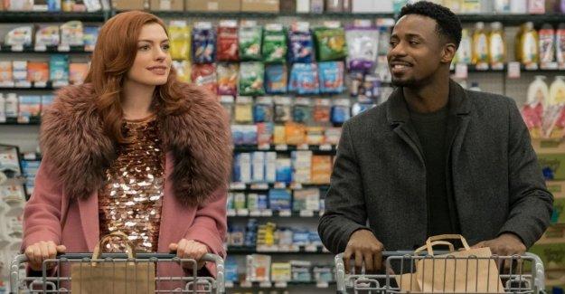 Anne Hathaway bipolar en la televisión: Es tiempo de darle a la audiencia otra versión de amor
