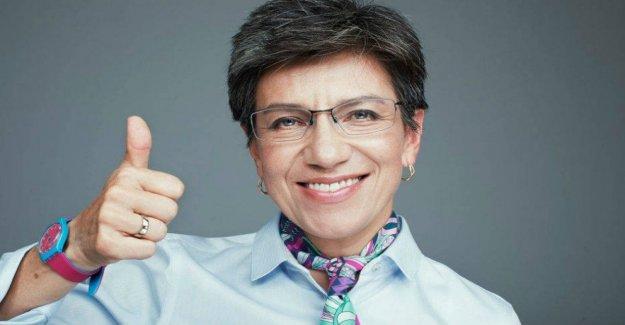 Bogotá, por primera vez, el alcalde es una mujer