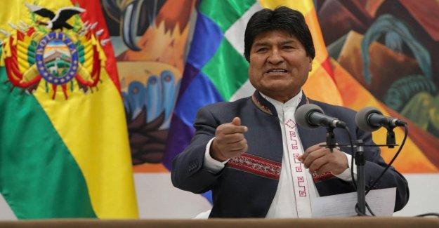 Bolivia, Morales se proclamó el ganador en las elecciones presidenciales: Hemos ganado la primera ronda