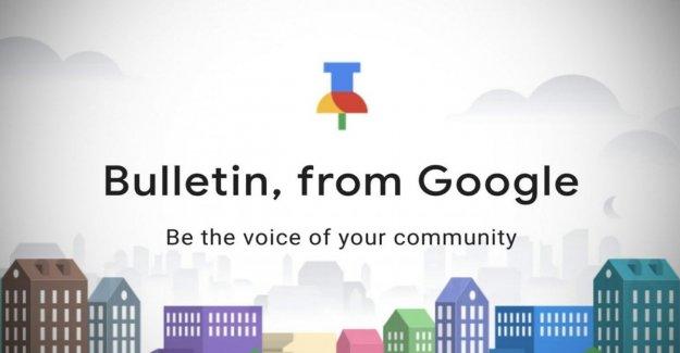 Cierra Google Boletín, la aplicación local de noticias. A leer y a escribir