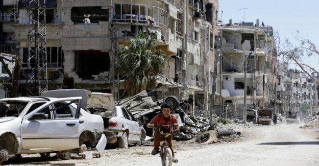 Denunciante se queja de que la OPAQ, la Organización para la prohibición de armas químicas, ha manipulado las investigaciones sobre el ataque químico en Douma, Siria